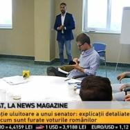 Antena 3: Forumul tinerilor